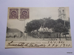 Tampico-Plaza Y Catedral-Précurseur - Mexique