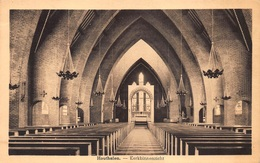 Houthalen Helchteren  Kerk Binnenzicht     X 1977 - Houthalen-Helchteren