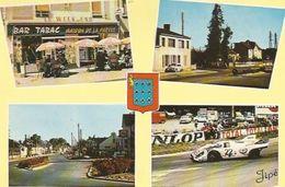 72 Arnage Et 24h Du Mans - Allonnes