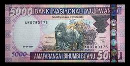 # # # Banknote Aus Ruanda (Rwanda) 5.000 Francs 2004 # # # - Rwanda