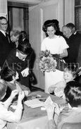 Postcard / ROYALTY / Belgique / Koningin Fabiola / Reine Fabiola / Home Juliette Herman / Bruxelles / 1967 - Santé, Hôpitaux