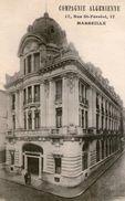 (50) CPA  Marseille  Compagnie Algerienne Rue St Ferreol  ( Bonne Etat) - Marseille