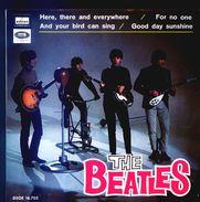 RARE The BEATLES 4 Titres Odeon/EMI Pressage Espagne 1966 IMPECABLE Pour Collection Voir Scan - Rock