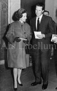 Postcard / ROYALTY / Belgique / Koningin Fabiola / Reine Fabiola / Roi Baudouin / Musée De La Dynastie / 1967 - Musées