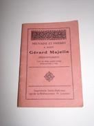 Neuvaine Et Prières à Saint Gérard Majella.32 Pages.Par Le Père Saint Omer Redemptoriste à Liège.Imprimerie Leuven. - Religione & Esoterismo