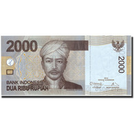 Indonésie, 2000 Rupiah, 2012, 2012, KM:148c, SPL+ - Indonésie