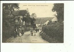 Epaux Entrée Du Pays Route De Château Thierry - France