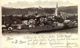 ŠT. RUPERT Pri Mokronogu, St Ruprecht In Krain, Šentrupert, Gel. 1902 - Slovenia