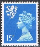 Scotland SG S56 1989 15p Unmounted Mint [16/15232/25D] - Regional Issues