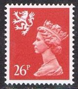 Scotland SG S72 1987 26p Unmounted Mint [16/15216/25D] - Regional Issues