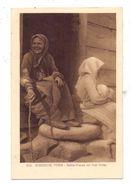 RUSSLAND / ROSSIJA - Bettler-Frauen, Ethnic  / Völkerkunde, Deutsche Felspost, 1916 - Russland