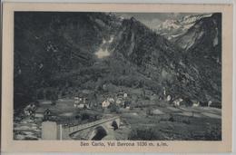 San Carlo, Val Bavone - TI Tessin