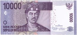 Indonésie, 10,000 Rupiah, 2013, 2013, KM:150c, SPL+ - Indonésie
