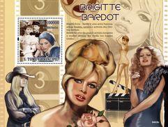 S. TOME & PRINCIPE 2009 - B. Bardot, Gendarme - YT BF492 - Police - Gendarmerie