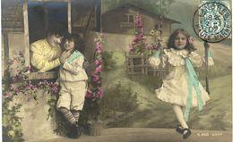 Thème - Enfants - Balançoire - Scenes & Landscapes