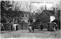 Pléchatel Ille Vilaine Automobile Entrée Prieuré 1910 état Superbe - France
