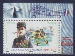 PA 81a Georges Guynemer Du Feuillet (2017) Neuf** - Poste Aérienne