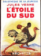 Jules Verne - L´étoile Du Sud - Bibliothèque De La Jeunesse - ( 1950 ) - Bücher, Zeitschriften, Comics