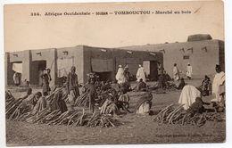 TOMBOUCTOU (SOUDAN) - MARCHE AU BOIS - Sudan