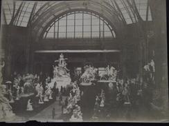 PARIS (8e Arrdt) - EXPOSITION Au GRAND-PALAIS - Début XXe Siècle - Photo Authentique - A Voir ! - Places