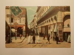 Carte Postale - ALGERIE - Alger - Rue Bab Azoum (loy/124) - Algiers