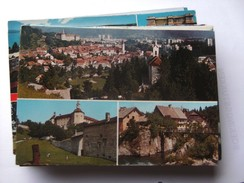 Slovenië Slovenia Skofja Loka Nice Panorama's - Slovenië