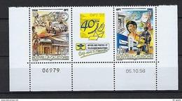 """Nle-Caledonie YT 776 & 777 """" Office Des Postes Et Télécommunications """" 1998 Neuf** BDF Daté - Nouvelle-Calédonie"""