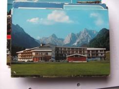 Slovenië Slovenia  Kranjska Gora Hotel Larix - Slovenië