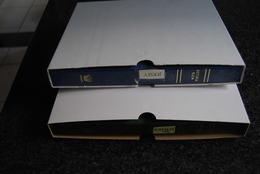Jersey: Uitgebreide Postfrisse Verzameling In 2 Importa Albums. - Postzegels