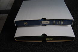 Jersey: Uitgebreide Postfrisse Verzameling In 2 Importa Albums. - Collections (en Albums)