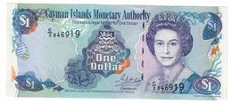 Cayman 1 Dollar 2001 UNC  .C. - Cayman Islands