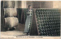 Manutention De Vin De Champagne (99522) - Non Classés