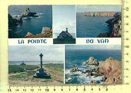 CPM, CLEDEN: La Pointe Du Van 5 Vues Dont La Chapelle Saint-They - Cléden-Cap-Sizun