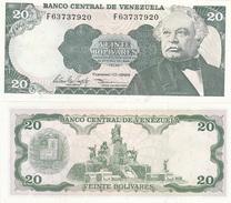 Venezuela - 20 Bolivares 10.02. 1998 UNC Lemberg-Zp - Venezuela