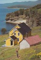 Canada         H119        Parc National De Forillon ( épouvantail ) - Gaspé