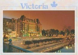 Canada         H125      Victoria.Jewel Of The Inner Harbour...... - Victoria