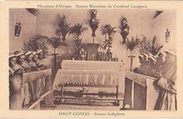 Congo        8         Haut Congo.Soeurs Indigènes - Französisch-Kongo - Sonstige