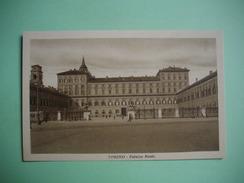 TORINO  -  TURIN  -  Palazzo Reale   -  ITALIE - Churches