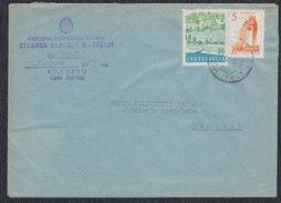 Yugoslavia Croatia 1963 Opatija, Letter Sent From Boljevac To Beograd - Lettres & Documents