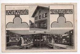SCHNEEGATTERN (HAUTE AUTRICHE) - KONSUM VERFIN - Autriche