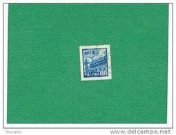 CINA (CHINA) - SG1419    - 1950 PORTA DELLA PACE CELESTE   -  USATO  (USED)° - 1949 - ... Volksrepublik