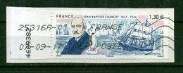 Jean-Baptiste CHARCOT Oblitéré Sur Fragment     (2648) - Used Stamps