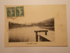 Carte Postale - MONTCARA (38) - L'Etang (loy/135) - Autres Communes