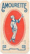 AMOURETTE - Carte Parfumée, Distillerie Hémard - Sonstige