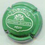 CJ-CAPSULE-CHAMPAGNE HAUTBOIS Jean Pol N°03 Vert & Blanc - Sonstige