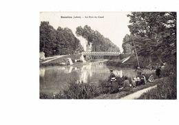 Cpm - 45 - Beaulieu - Pont Du Canal - Pêcheurs Pêche Péniche - 1932 - Altri Comuni