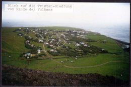 ANTARCTIC,TRISTAN DA CUNHA, Original Color-photo,  Look Scan !! 14.3-27 - Bases Antarctiques