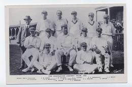 THE AUSTRALIAN CRICKET TEAM 1921 - Cricket