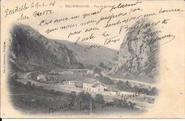 Gare De Villefranche De Conflent. Vue De La Gare. - Autres Communes