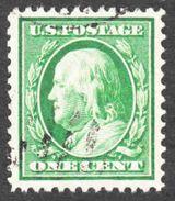United States - Scott #374 Used (1) - Stati Uniti